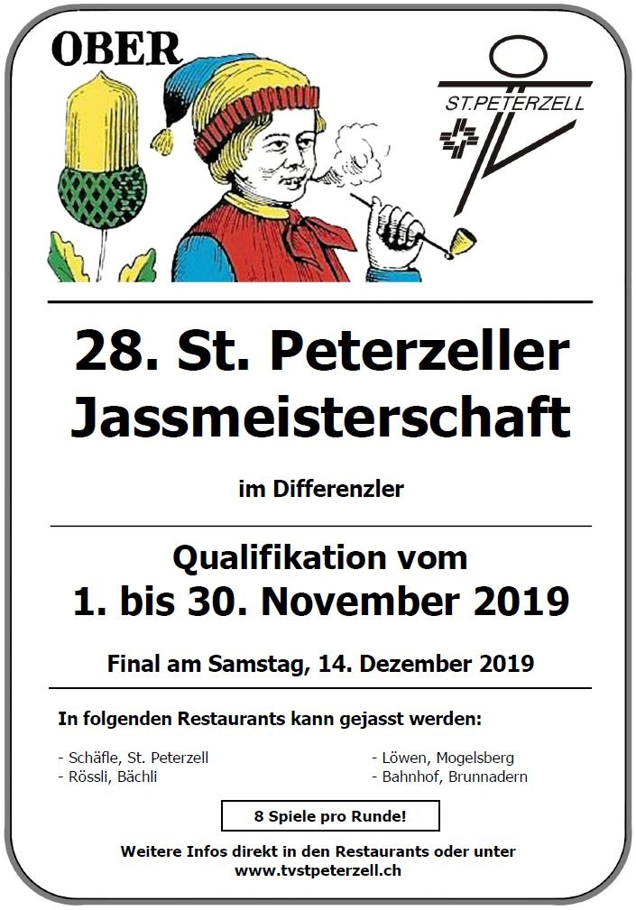 Jassmeisterschaft 2019